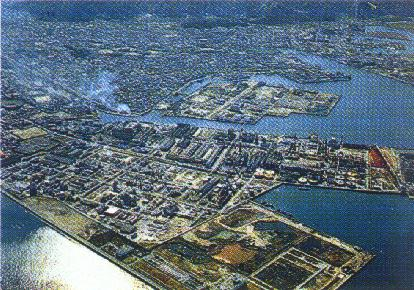 Japan Trip Photos Niihama City - Niihama map